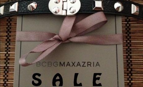 30% - 60% Sale at BCBG MAXAZRIA, June 2017