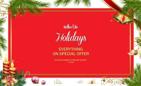 Special Offer at Better Life, December 2016