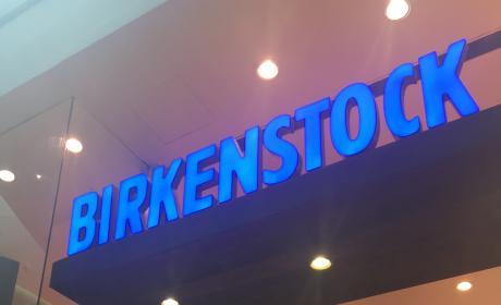 30% - 50% Sale at Birkenstock, August 2017