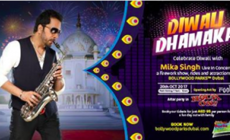 Special Offer at Bollywood Parks, October 2017