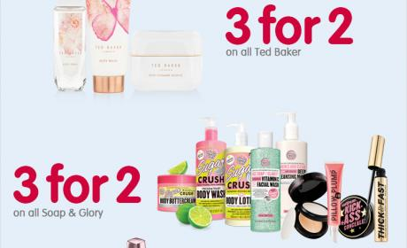 Buy 2 and get 1 Offer at Boots Pharmacy, September 2016