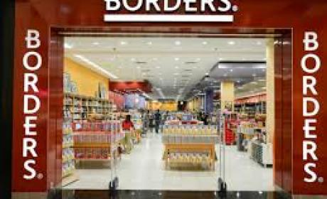 Special Offer at Borders, December 2017
