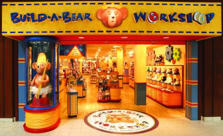 Spend 250 and get AED 50 gift voucher Offer at Build a Bear Workshop, December 2017
