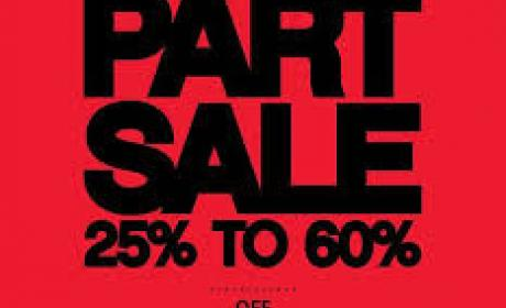 25% - 60% Sale at Call It Spring, July 2014
