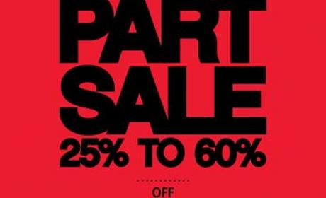 25% - 60% Sale at Call It Spring, August 2014