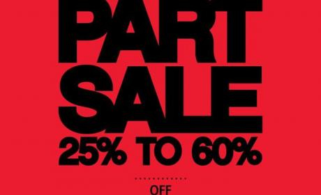 25% - 60% Sale at Call It Spring, December 2014
