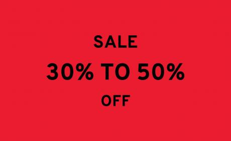 30% - 50% Sale at Call It Spring, August 2018