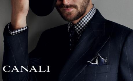 Special Offer at Canali, October 2017