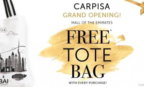 Special Offer at Carpisa, November 2016