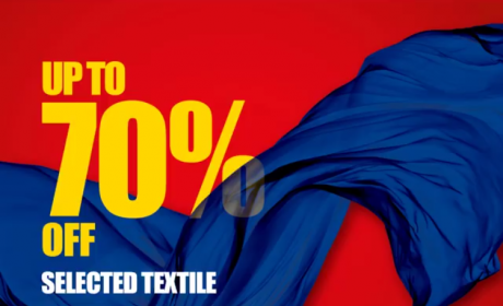 Up to 70% Sale at CARREFOUR, January 2018