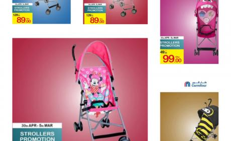 Up to 35% Sale at CARREFOUR, May 2018