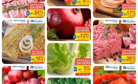 Special Offer at CARREFOUR, June 2017