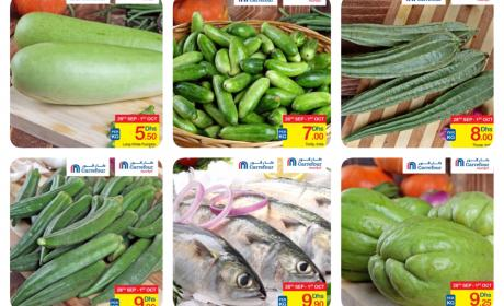 Special Offer at CARREFOUR, October 2017