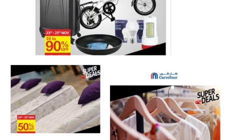 Special Offer at CARREFOUR, November 2017