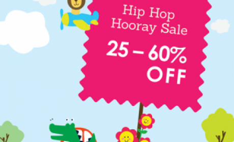 25% - 60% Sale at Carter's, July 2016
