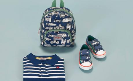 Up to 50% Sale at Cath kidston, April 2018