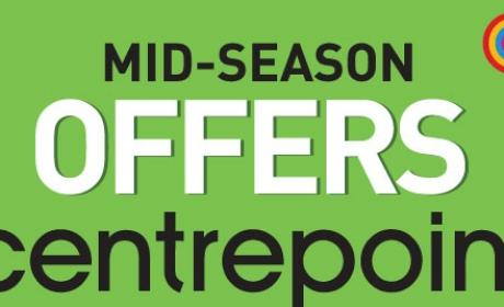 Special Offer at centrepoint, July 2017