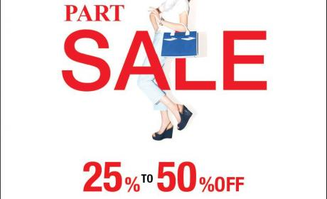 25% - 50% Sale at Charles & Keith, August 2018
