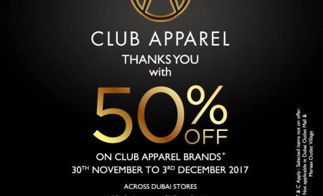 Up to 50% Sale at CHARMING CHARLIE, December 2017