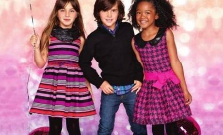Up to 25% Sale at THE CHILDREN'S PLACE, November 2014