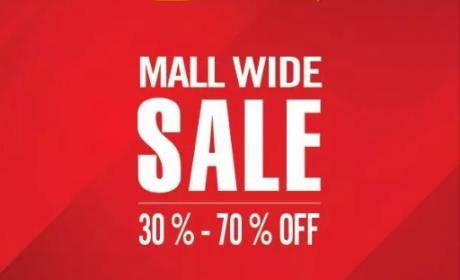 30% - 70% Sale at THE CHILDREN'S PLACE, August 2017