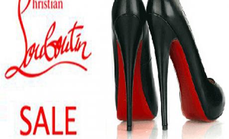 30% - 40% Sale at Christian Louboutin, July 2016