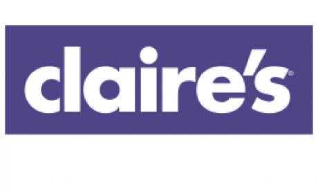 30% - 50% Sale at Claire's, August 2017