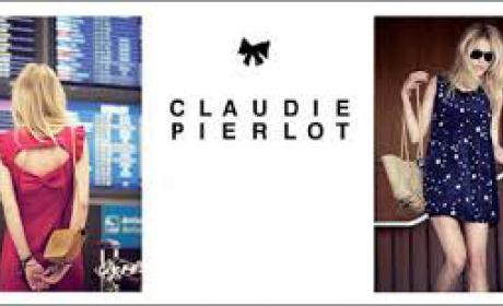 Up to 30% Sale at Claudie Pierlot, May 2017