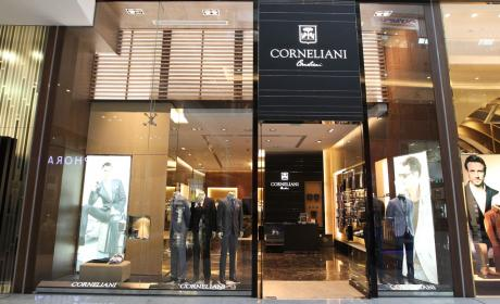 30% - 50% Sale at Corneliani, August 2017