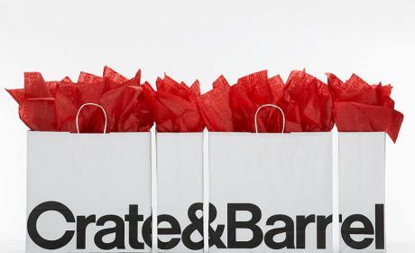 25% - 50% Sale at Crate & Barrel, February 2016