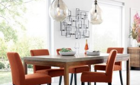 Up to 15% Sale at Crate & Barrel, June 2016