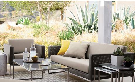 Up to 30% Sale at Crate & Barrel, October 2016