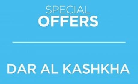 30% - 60% Sale at Dar Al Kashkha Trading, August 2017