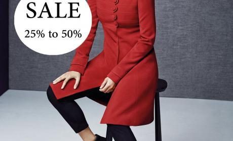 25% - 50% Sale at Debenhams, February 2016
