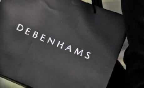 30% - 50% Sale at Debenhams, July 2017