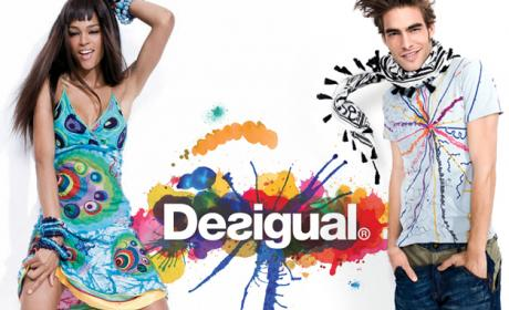 Up to 70% Sale at Desigual, July 2014