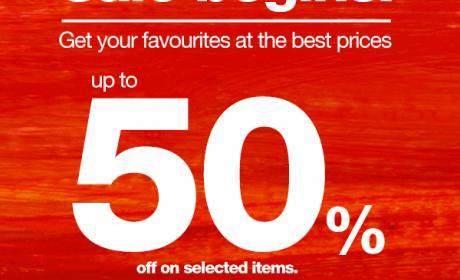 25% - 50% Sale at Desigual, February 2016