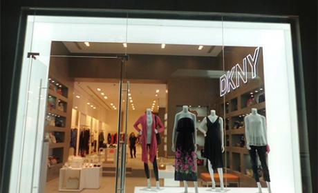 Up to 40% Sale at DKNY, May 2017
