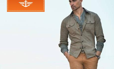 25% - 50% Sale at Dockers, July 2014