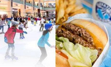 Special Offer at DUBAI ICE RINK, June 2017
