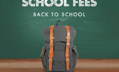 Spend 500 And register to get a chance to win full year of school fees - AED 50,000 twice every week Offer at The Dubai Mall, August 2017