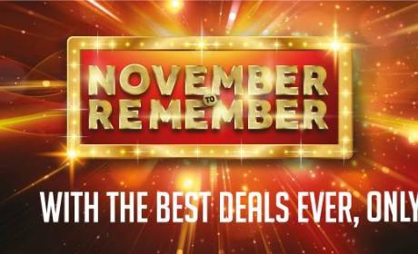 Special Offer at E Max, November 2015