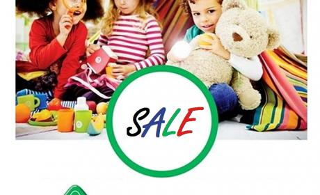 Spend 329 & GET A TOY FOR A Offer at Early Learning Centre, November 2016