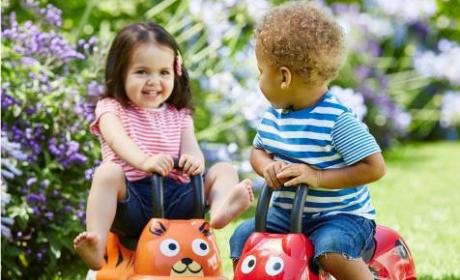 Spend 299 And get a free teddy as a gift Offer at Early Learning Centre, June 2018