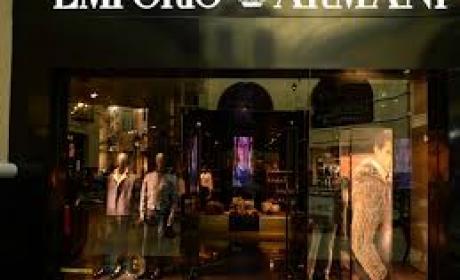 Up to 30% Sale at Emporio Armani, November 2017