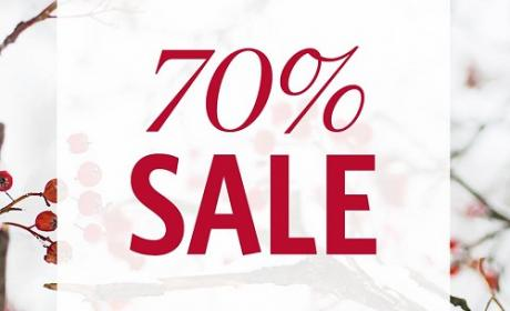 Up to 70% Sale at Esprit, February 2016