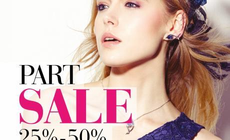 25% - 50% Sale at Evita Peroni, February 2015