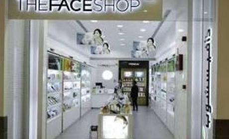 30% - 50% Sale at The Face Shop, May 2017
