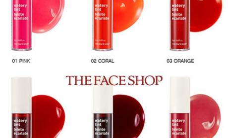 30% - 75% Sale at The Face Shop, May 2018