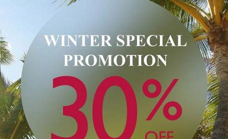 Up to 30% Sale at FLAMANT, December 2015